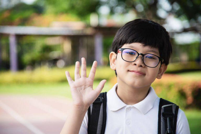 back to school eye checks for children