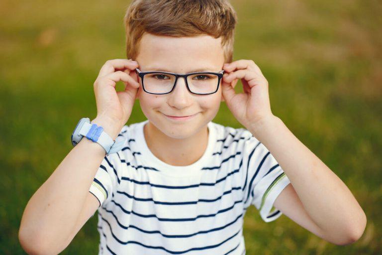 regular eye tests for children