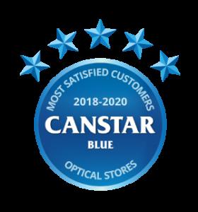 Canstar 2018-2020