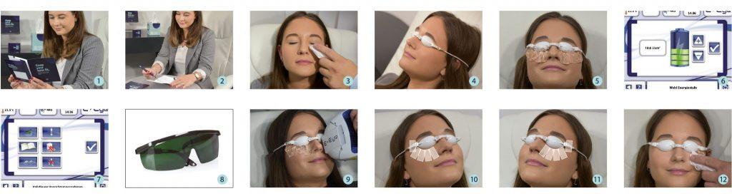 Dry eye treatment option