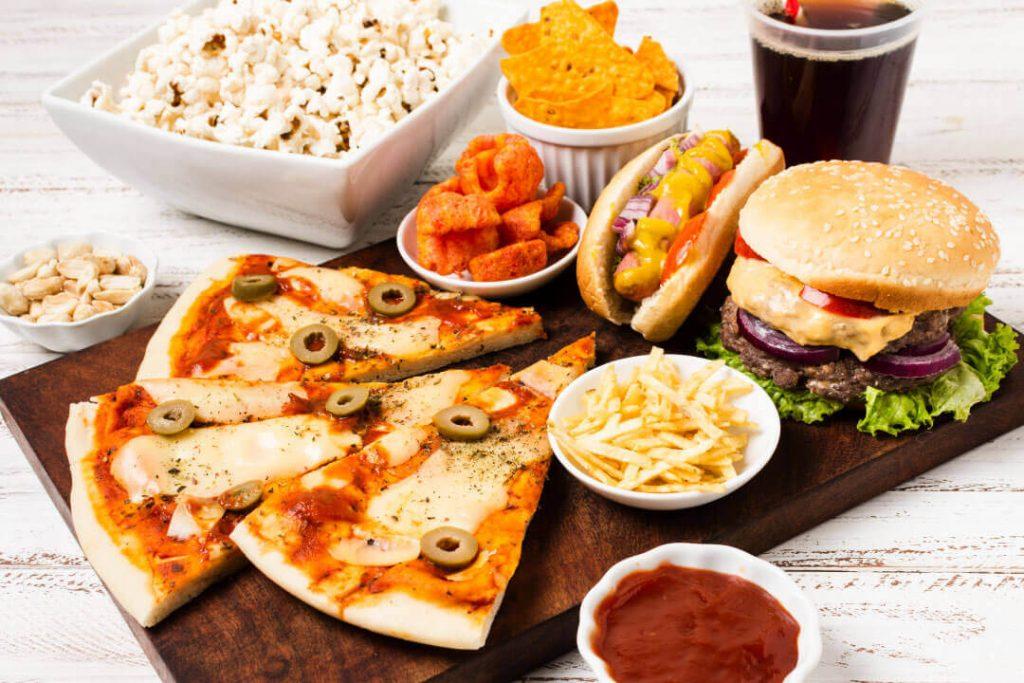 bad foods for eye health