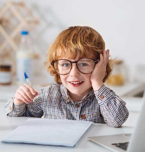 Myopia control spectacles