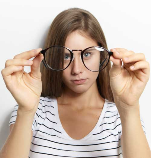 myopia-short-sighted