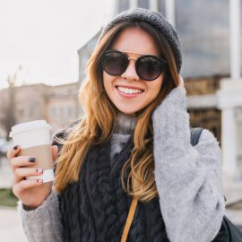 Why you should wear sunglasses in winter