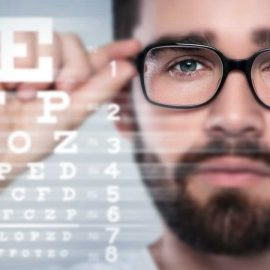 Reminder – Book an Eye Test