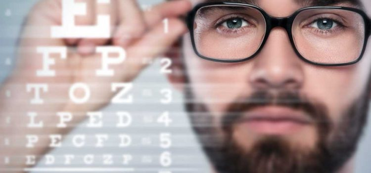 reminder book an eye test